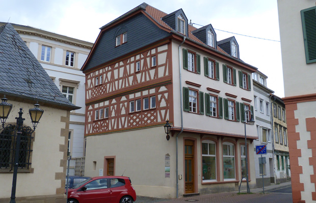 Sanierung ehemaliges Stadtschreiberhaus Bad Kreuznach ARCHITEKT ernst meyer Firmensitz, Alle Leistungsphasen