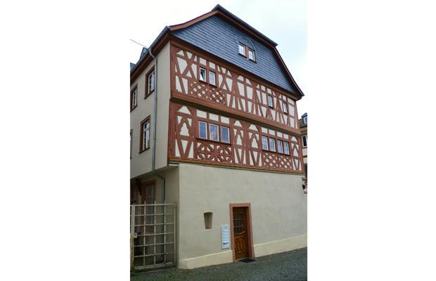 Sanierung ehemaliges Stadtschreiberhaus Bad Kreuznach, Gas- Etagenheizung. Realisiert in Zusammenarbeit mit der Denkmalpflege, des Architekturbüro Bad Kreuznach Bosenheim