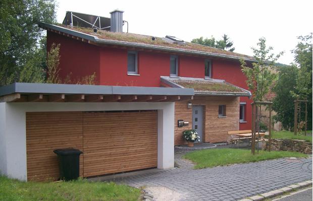 Hausbau Rockenhausen, des Architekturbüro ernst meyer aus Bad Kreuznach Bosenheim
