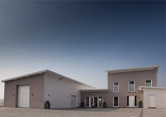 Aussiedlung Weingut am Katharinenstift Verbandsgemeinde Bad Kreuznach, Architektur