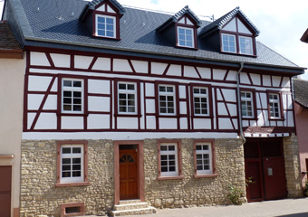 Sanierung Dachgeschoß Wohnhaus in Bubenheim, Kreis Mainz-Bingen, Verbandsgemeinde Gau-Algesheim