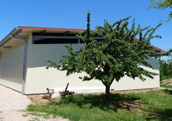 Neubau Flaschenlager und Maschinenhalle in Bad Kreuznach Bosenheim