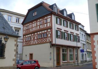 Sanierung Stadtschreiberhaus Bad Kreuznach, Planungsbüro Architekturbüro Bosenheim