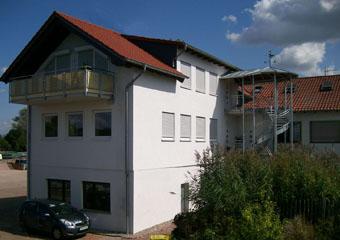 Anbau von Bürofläche an das bestehende Wohnhaus, Gensingen, Kreis Mainz-Bingen, Verbandsgemeinde Gensingen-Sprendlingen