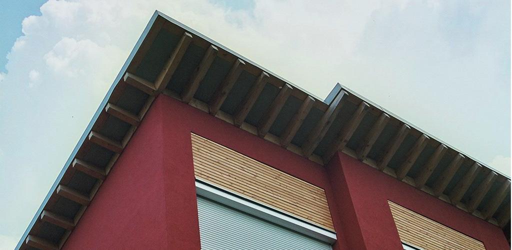 Architekt Neubau eines Haus zum Wohnen in Rockenhausen, Verbandsgemeinde Bad Kreuznach, ARCHITEKT ernst meyer